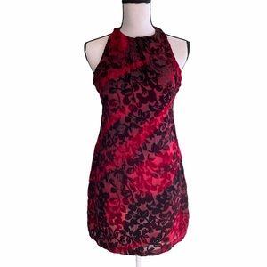 NWT Somedays Lovin Velvet Ombré Dress. Size med.